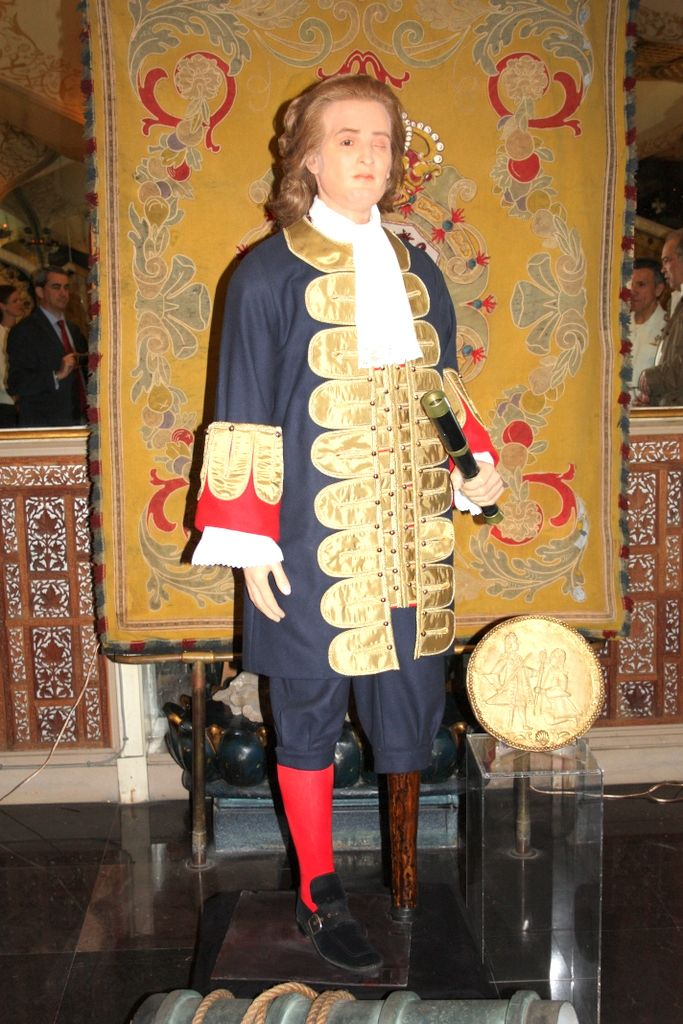 Publicamos un artículo sobre la nueva figura de Blas de Lezo en Museo de Cera de Madrid. #historia #turismo http://www.rutasconhistoria.es/articulos/blas-de-lezo-en-el-museo-de-cera-de-madrid