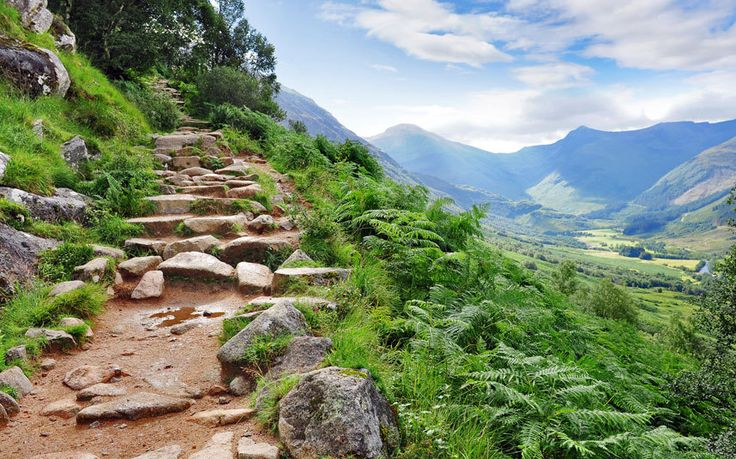 From the Lake District to little trodden Welsh mountain massifs, the most   spectacular hiking routes in Britain