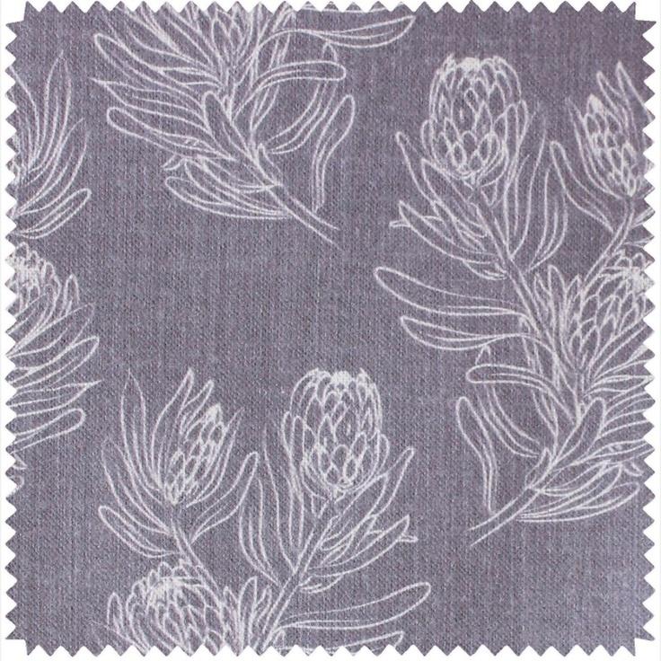 Sketchy proteas