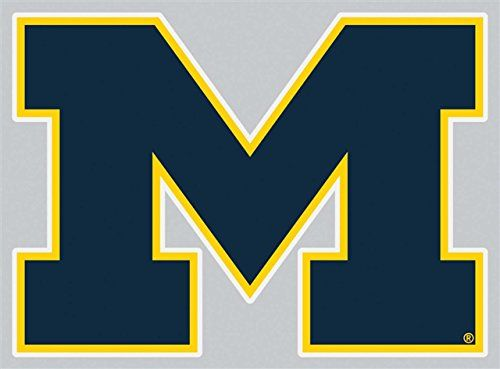 Michigan Wolverines University of Michigan Logo Decal Sto...