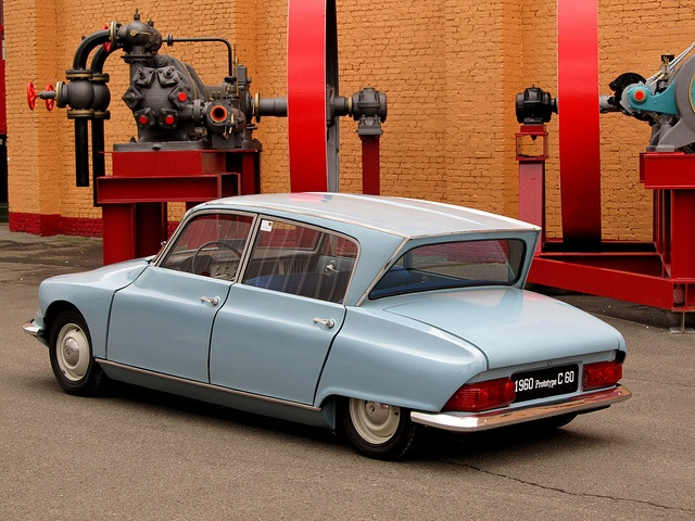 OG | 1961 Citroën AMi 6 | Prototype C60 from 1960