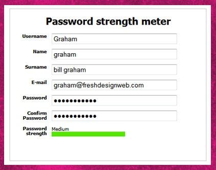 jquery password strength meter 005