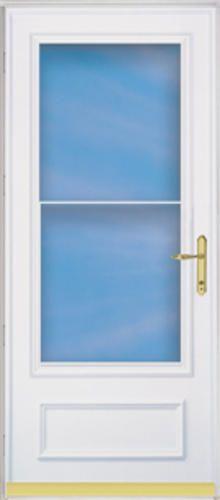 Menards Storm Doors with Screens | ... Hardware Woodcore Storm & Screen Door; Reversible Swing at Menards