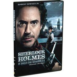 DVD - Sherlock Holmes - O Jogo de Sombras
