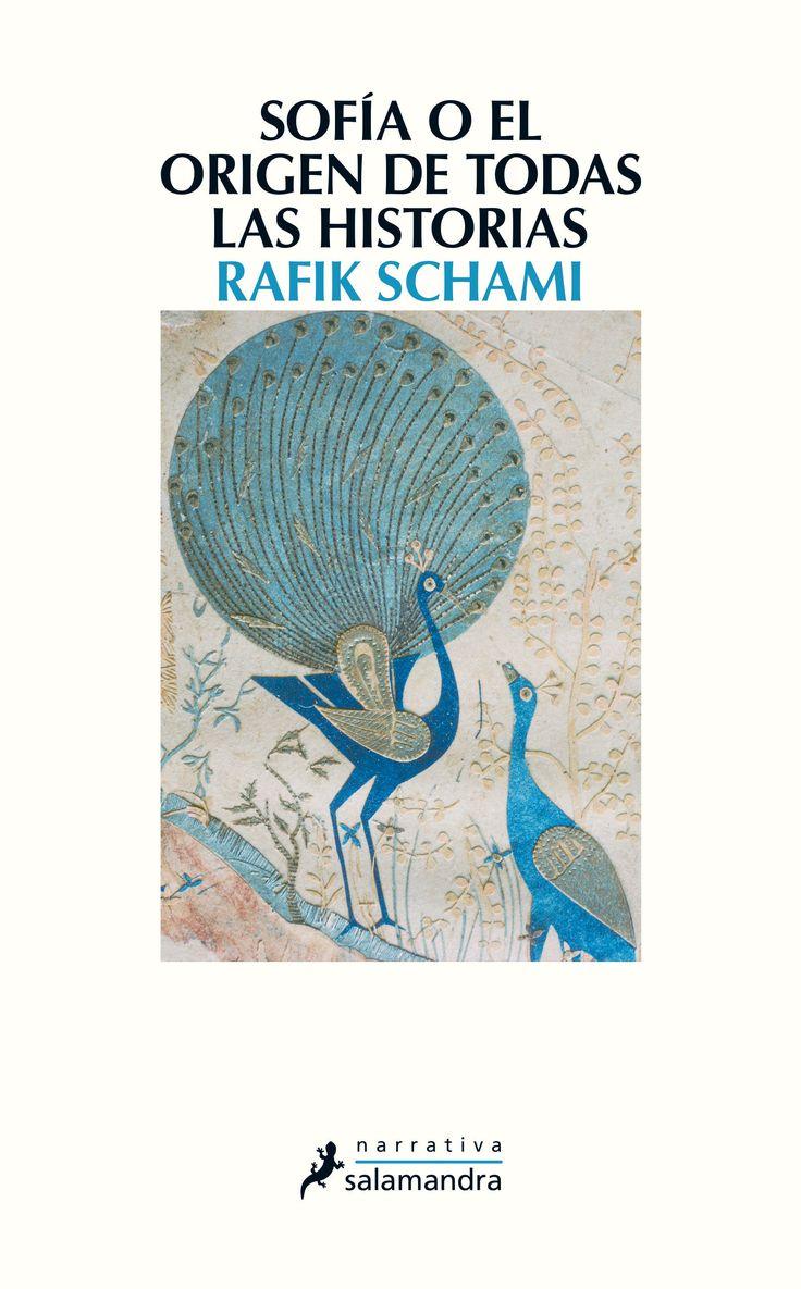 Sofía o el origen de todas las historias / Rafik Schami ; traducción del alemán de Susana Andrés http://fama.us.es/record=b2712875~S5*spi