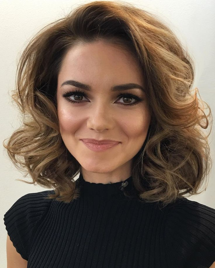Short Curly Hairstyles For Prom : Best 25 curls for short hair ideas on pinterest highlights