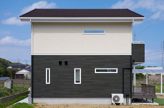Lixilグループの外壁 外装メーカーの旭トステム外装株式会社 住宅