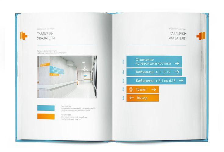 Клиника 31: Корпоративный брендинг, Разработка логотипа, Фирменный стиль, Брендбук