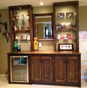 Dry Bar Furniture Ideas Home Design