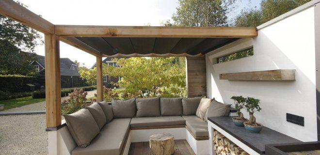 Pin von Lazize Verandabouw auf Lamellen Terrasoverkapping Pinterest - auswahl materialien terrassenuberdachung