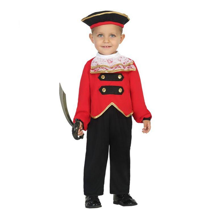 disfraz de capitn garfio beb disfraces carnaval novedades