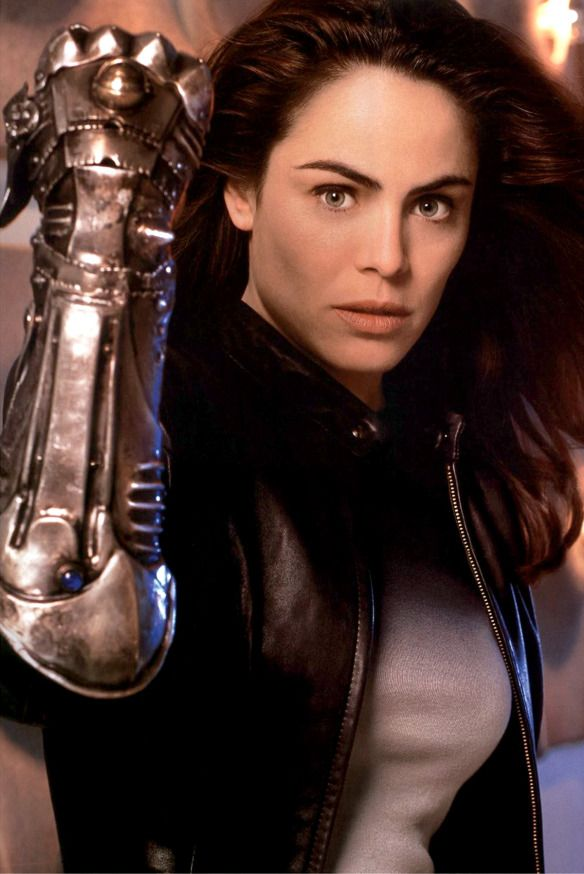 Witchblade - Yancy Butler