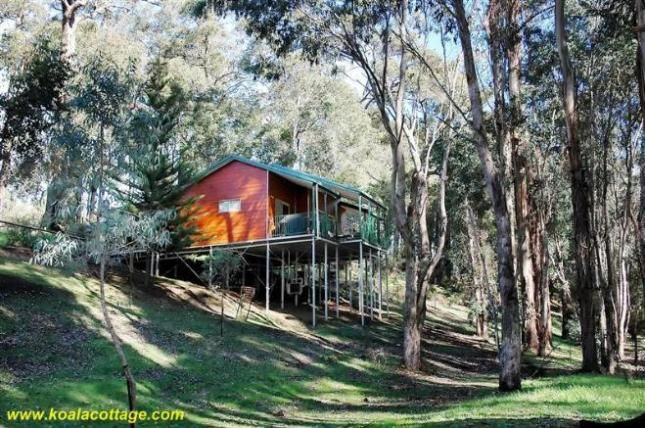 Koala Cottage at Fern Gulley, a Nannup Cottage/ House | Stayz
