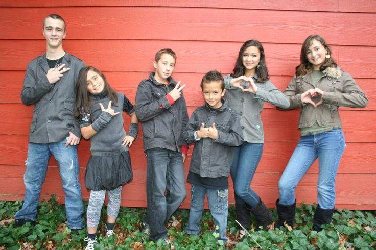 Six enfants