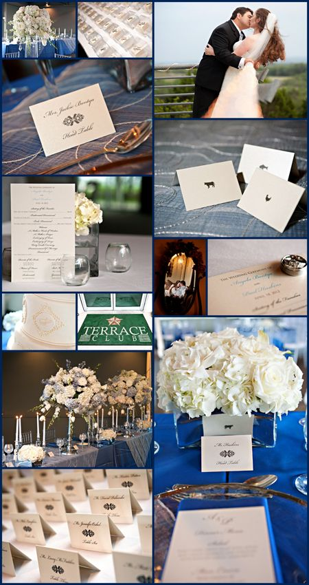 Real Weddings:  Angela and Paul - April 2012  #invitationsbydragonflydesigns.com