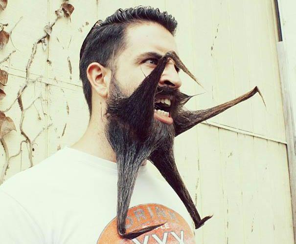 15 best images about Unique Hairstyles on Pinterest   Santa cruz ...