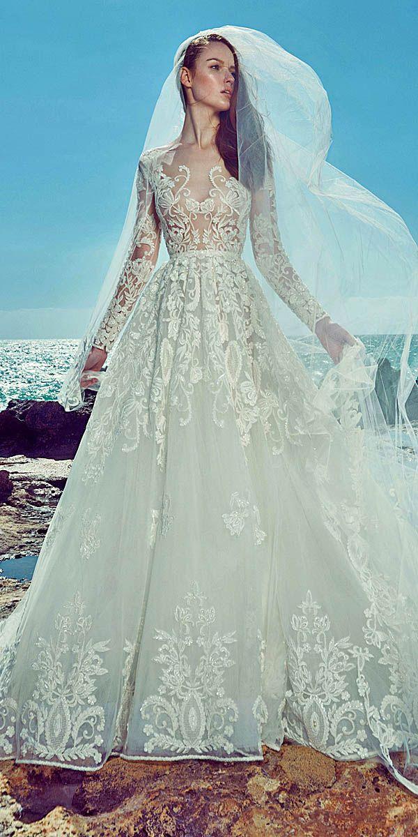 Amazing Zuhair Murad 2017 Bridal Collection ❤ See more: http://www.weddingforward.com/zuhair-murad-bridal-collection/ #weddings