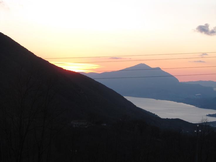 Surroundings of Sapri, Southern Italy