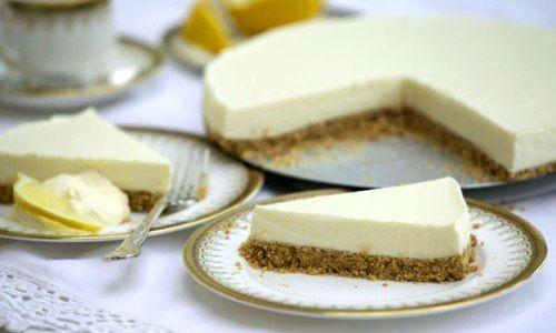 Veg Cheesecake!