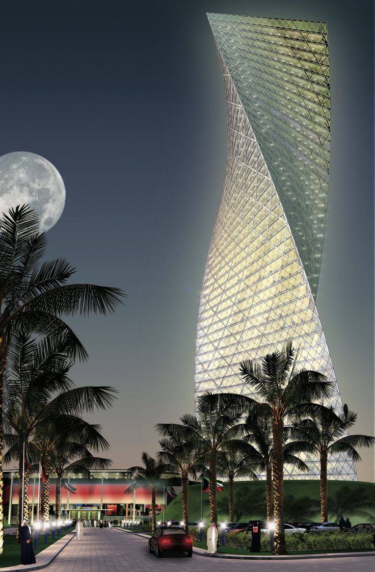 Twisting Hotel, Manama, Bahrain.