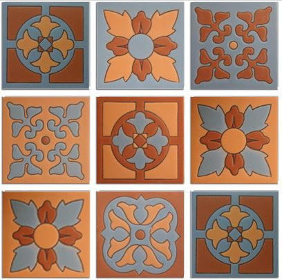 Decorative Picture Tiles Best 30 Best Mexican Tile Coasters Gifts Etc Images On Pinterest Design Ideas