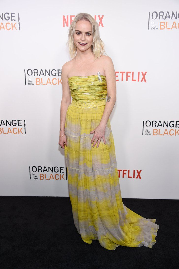 Pin for Later: Le Cast de Orange Is the New Black Se Met sur Son 31 Pour le Lancement de la Quatrième Saison Taryn Manning