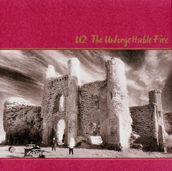 "The Unforgettable Fire was U2's first studio collaboration with Brian Eno and Daniel Lanois. ""The Unforgettable Fire was a beautifully out-of-focus record, blurred like an impressionist painting"" -Bono, 1987  Bad. My favorite U2 song."