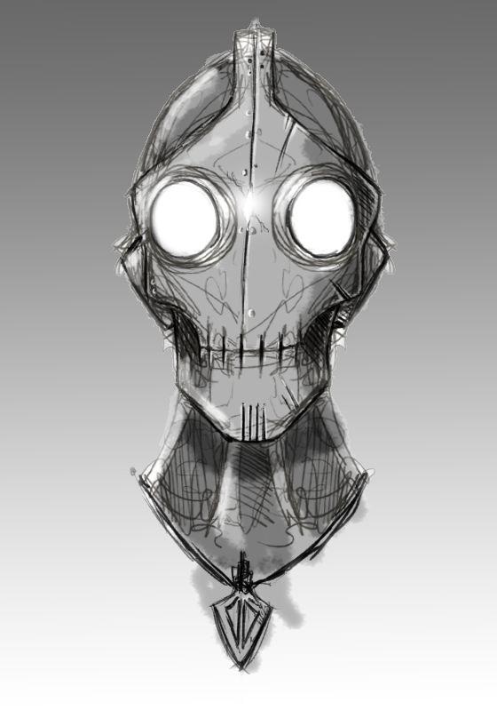 Warforged sketch - Imgur