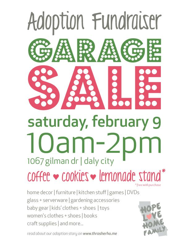 15 free yard sale flyers of great help demplates