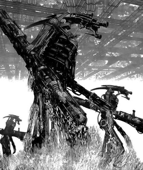 Gantz by Hiroya Oku viaOminous - 不吉 http://ift.tt/2kkOBN0