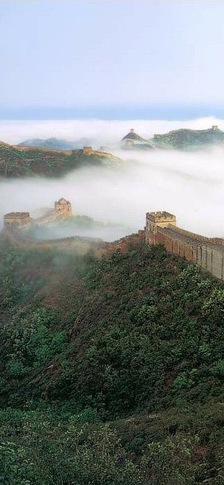 Definitely on the list is a visit to The Great Wall of China LINDA!!! MARAVILHOSA....EXUBERANTE!!!!!                                                          V.S.A.DE. LIMA.