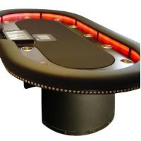 1000 Ideas About Poker Table On Pinterest Custom Poker