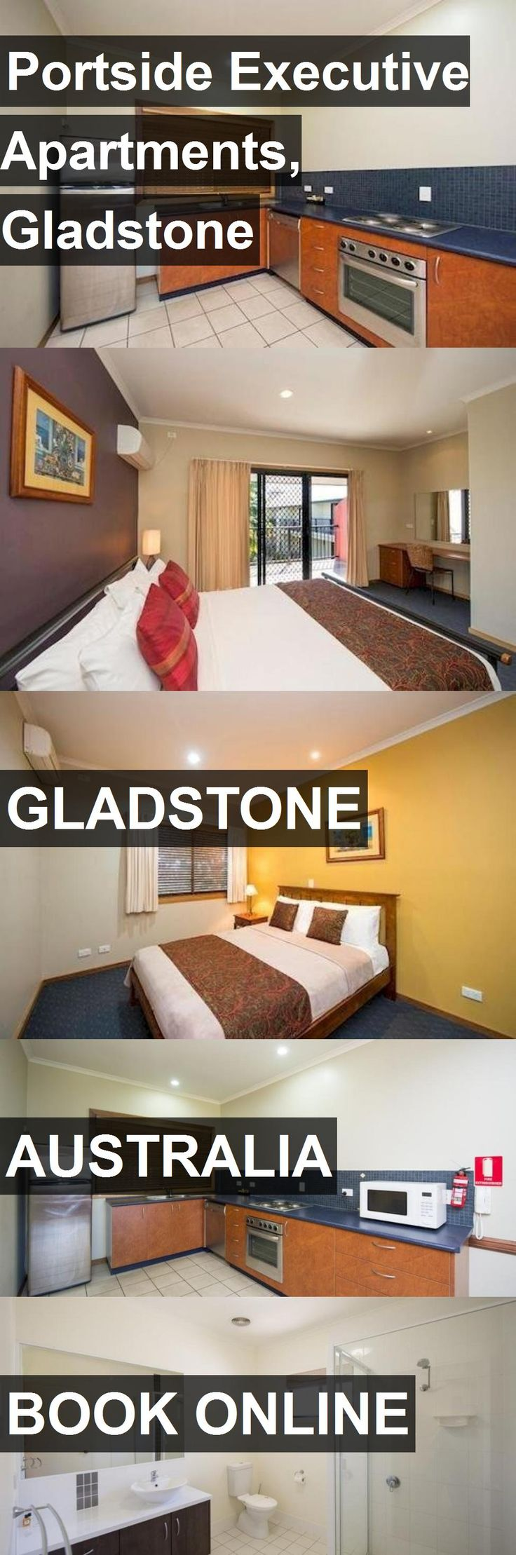 Portside Executive Apartments, Gladstone in Gladstone, Australia. For more information, photos, reviews and best prices please follow the link. #Australia #Gladstone #travel #vacation #apartment