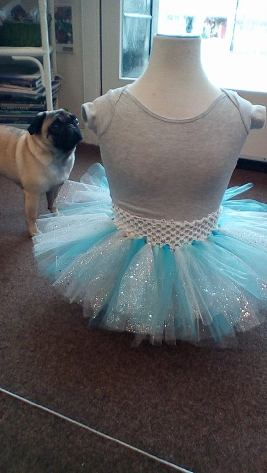 frozen tutu now available (and so fun to make!)