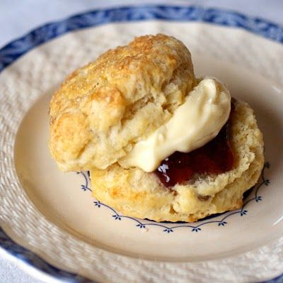 Please Come For Tea And Scones
