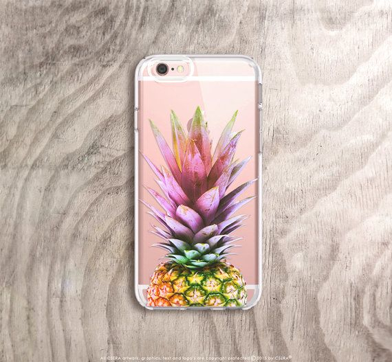 Pineapple iPhone 6s Case Pineapple iPhone 6 Case by casesbycsera