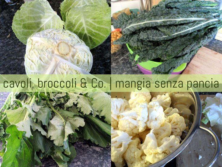 Una raccolta di ricette con cavoli, broccoli, cavolfiore e altre brassicacee dal mio blog. Sono tutte ricette nutrienti e gustose, adatte a tutte le diete!