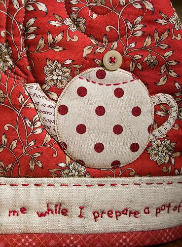 Teapotn mug rug picture