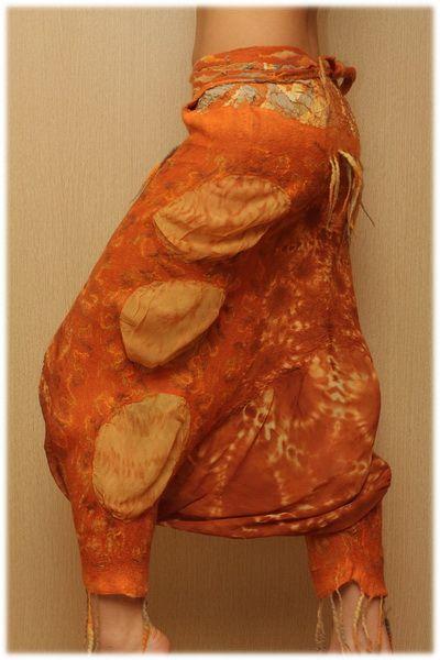 Когда сказка становится былью ( валяние шаровар ) - Ярмарка Мастеров - ручная работа, handmade