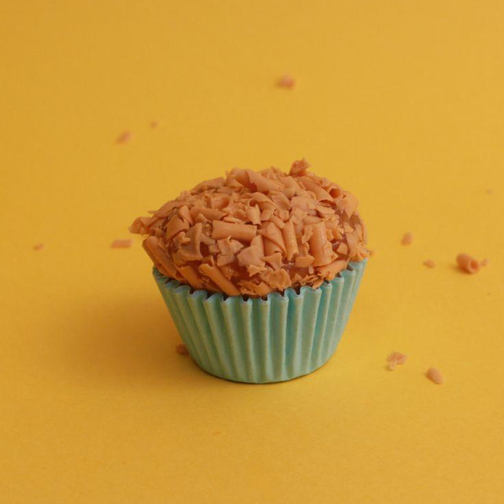 Brigadeiro de caramelo é uma delícia!