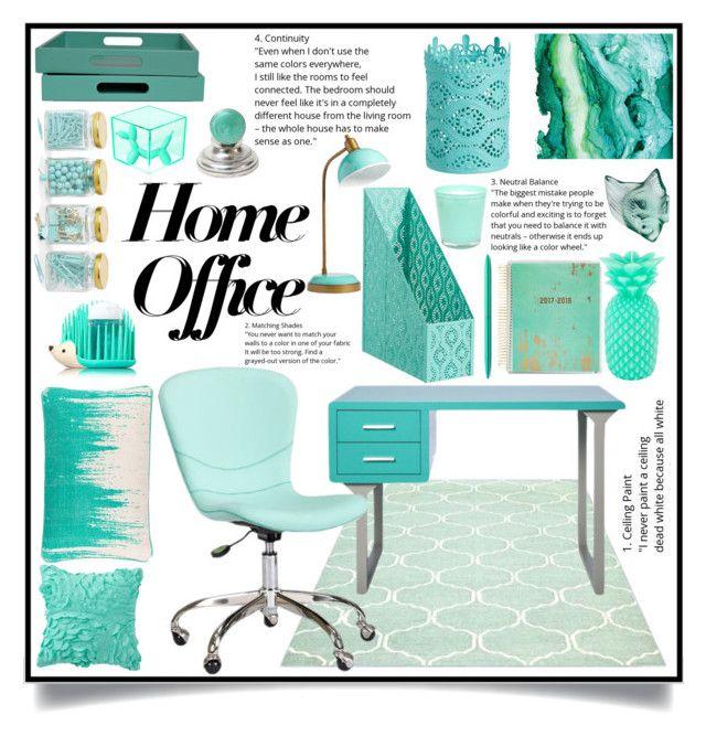 Best 25+ Turquoise Office Ideas On Pinterest