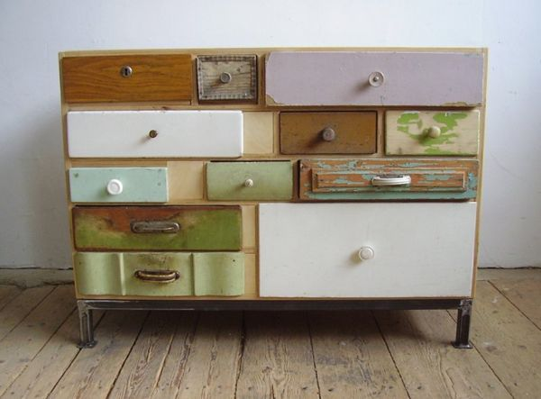 very creative of odd drawers
