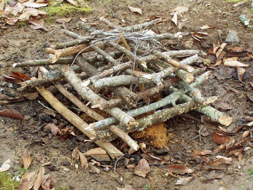 Campfire Construction - 6 Ways to Build a Fire | Survival and BeyondSurvival and Beyond
