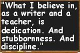 Ten Writers on Writing: How to Lead a Disciplined Writing Life: Bret Anthony Johnston, <em>Naming the World: And Other Exercises for the Creative Writer</em> (Random House, 2008)