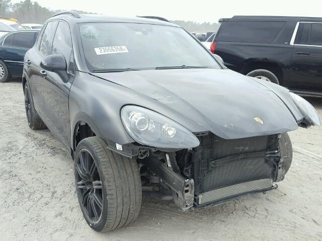 Salvage 2014 Porsche Cayenne Gts