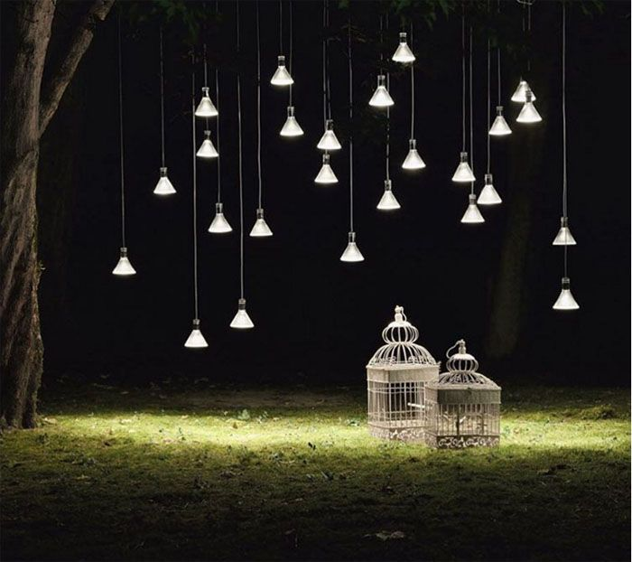 les 37 meilleures images propos de clairage jardin ext rieur sur pinterest vivre dehors. Black Bedroom Furniture Sets. Home Design Ideas