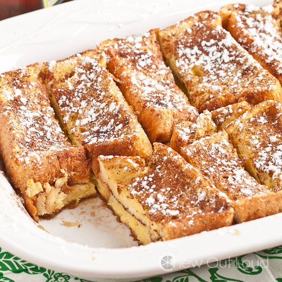 ... French Toast Bake | Recipe | Put together, French toast bake and Toast