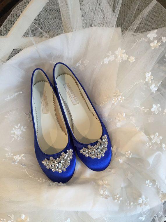 Pinterestte 25den fazla en iyi royal blue wedding shoes fikri sapphire blue flats royal blue wedding shoes wedding shoes blue flats blue wedding flats royal blue ballet shoes royal blue flats junglespirit Image collections