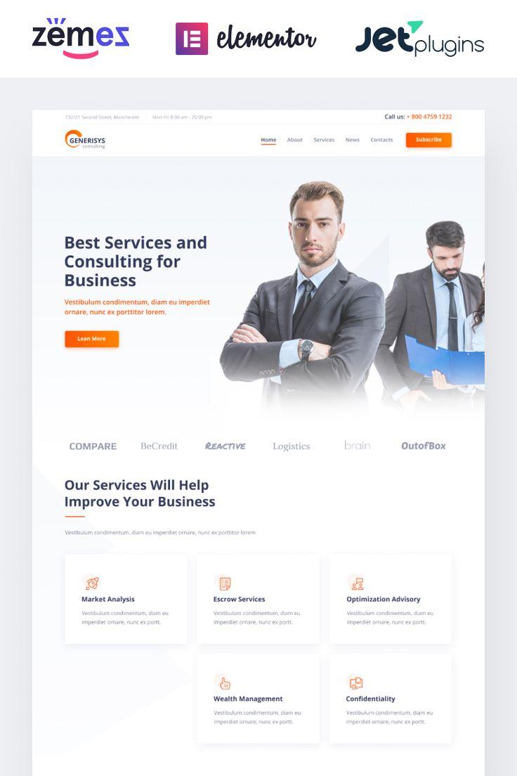 Generisys Business Consulting Multipurpose Classic
