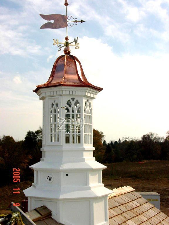 How to build a cupola roof woodworking projects plans for Cupola with weathervane